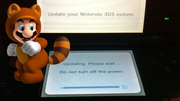 Super Mario 3D Land poderá trazer atualização do 3DS de Novembro no cartucho (Foto: Divulgação)