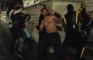 MORTAL KOMBAT FLASH DANCING (Foto: Reprodução)