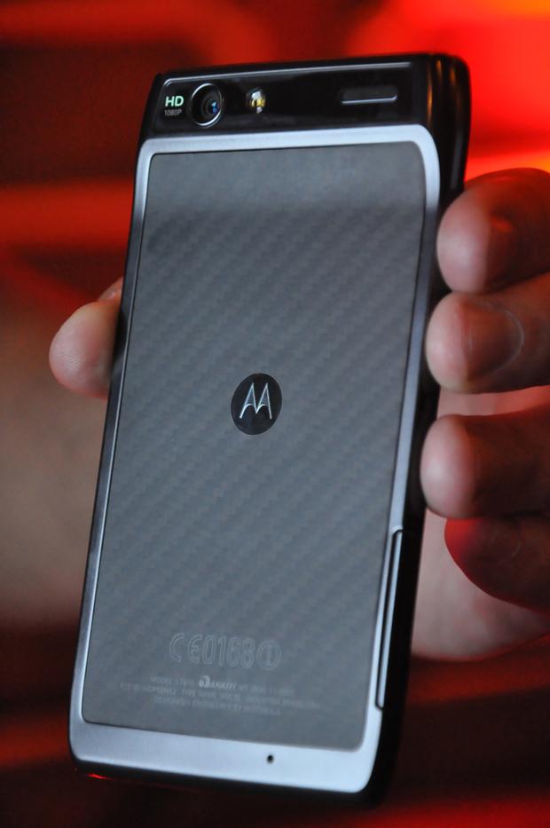 Motorola RAZR (Foto: Reprodução)