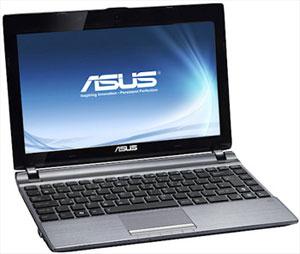 Notebook ASUS U24E. (Foto: Divulgação)