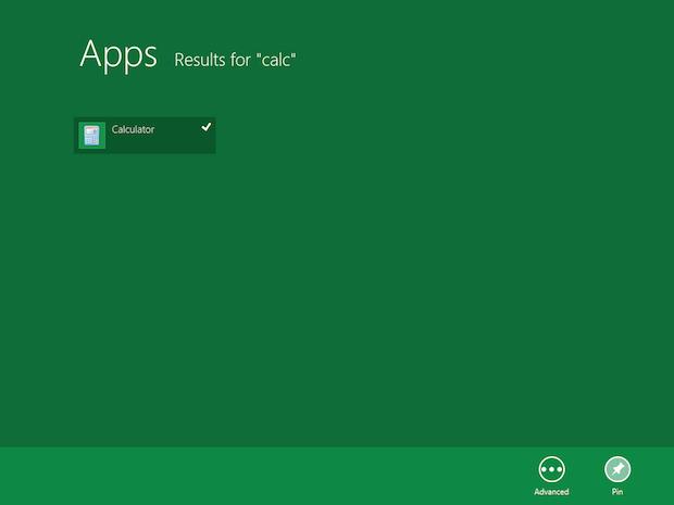 Calculadora no Windows 8 (Foto: Reprodução/TechTudo)