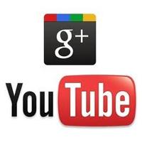 YouTube e Google+ (Foto: Reprodução)