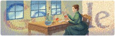 Marie Curie (Foto: Reprodução/Google)