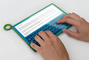 Tablet da OLPC (Foto: Reprodução)
