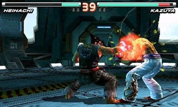 Tekken 3D Prime (Foto: Divulgação)