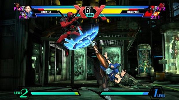 Ultimate Marvel vs. Capcom 3 (Foto: Siliconera)