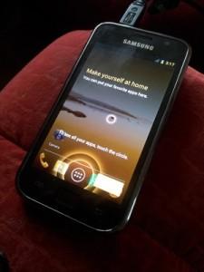 ROM do Android Ice Cream Sandwich (Foto: Reprodução)