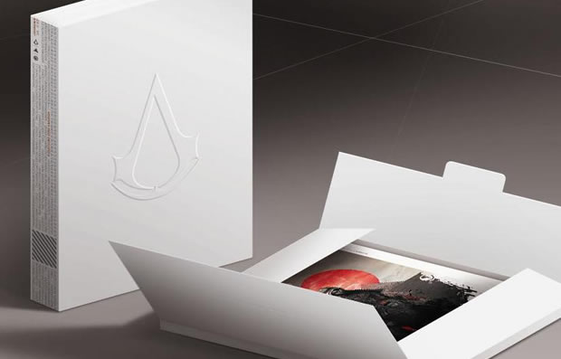 Assassin's Creed Encyclopedia White Edition (Foto: Divulgação)