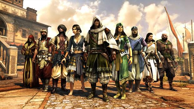 Assassins Creed: Revelations (Foto: Divulgação)