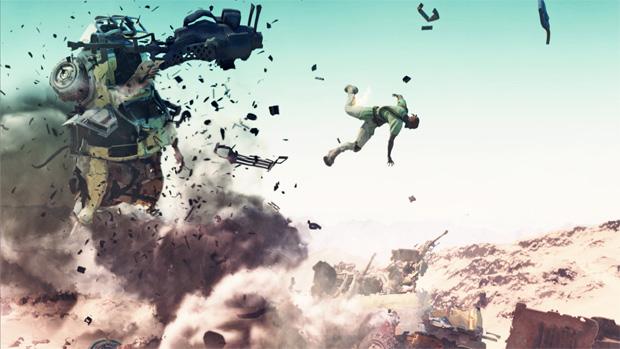 Novo jogo da BioWare (Foto: Divulgação)