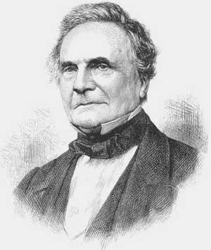 Charles Babbage. (Foto: Divulgação)