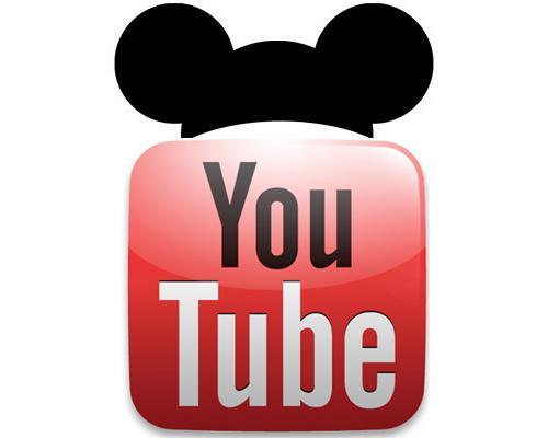 Disney e Youtube (Foto: Divulgação)