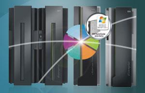 Os zEnterprises serão capazes de operar com o Windows. (Foto: Reprodução)