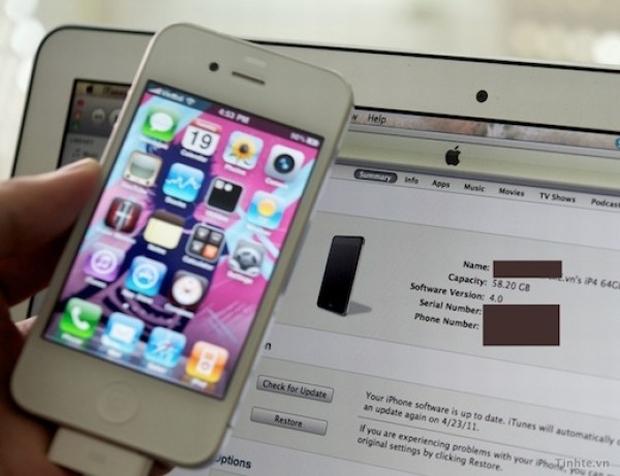 iPhone (Foto: reprodução)