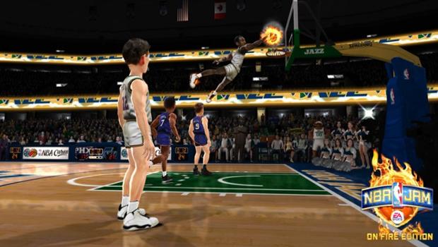 NBA Jam: On Fire Edition (Foto: Divulgação)