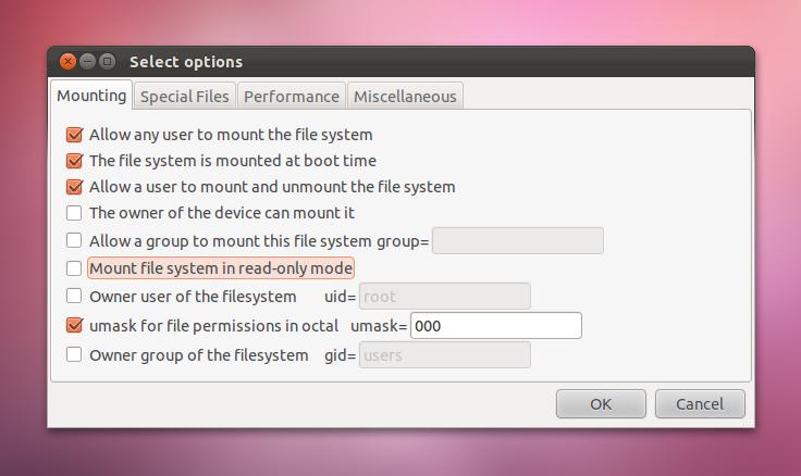 ... E no caso de uma NTFS (Foto: Reprodução/Web UPD8)