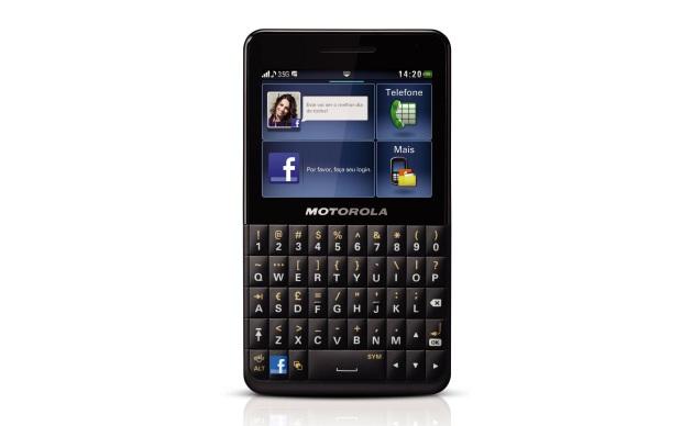 Motorola Motokey Social EX225 (Foto: Divulgação)