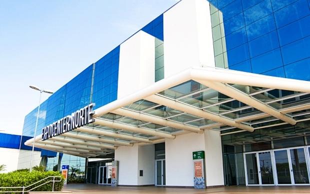 Expo Center Norte (Foto: Divulgação)