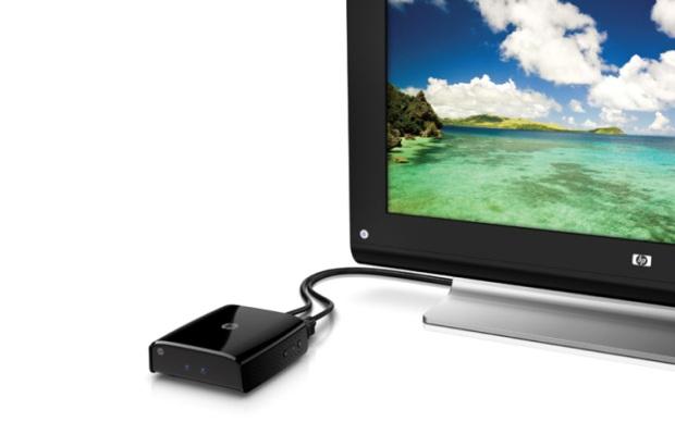 HP Wireless TV Connect (Foto: Reprodução)