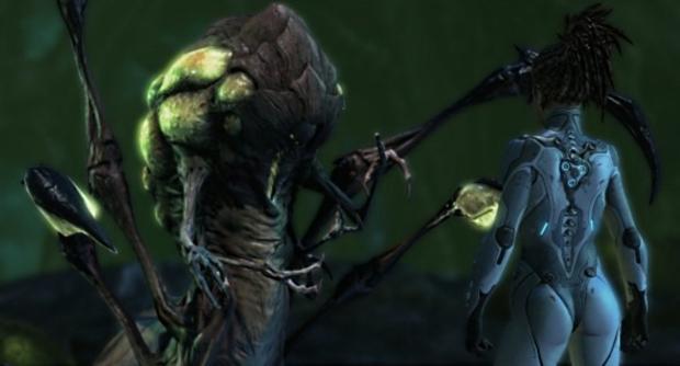 Kerrigan em StarCraft II (Foto: Divulgação)