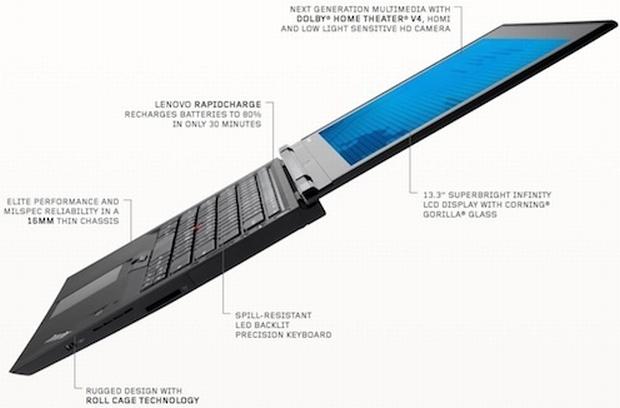 Lenovo notebook (Foto: Reprodução)