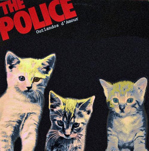 The Police (Foto: Reprodução)