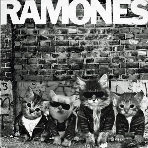 The Ramones (Foto: Reprodução)