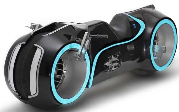 A Xenon também é chamada de réplica dos Lightcycles do filme Tron.  (Foto: Divulgação)