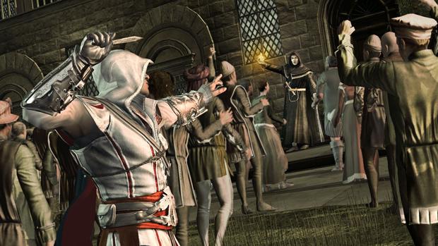 Assassin's Creed II (Foto: Divulgação)