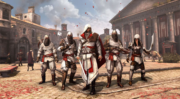 Assassin's Creed: Brotherhood (Foto: Divulgação)