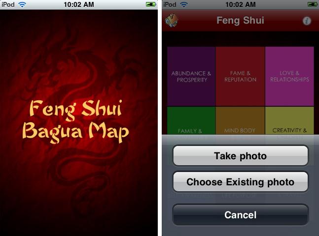 Feng Shui Bagua Map (Foto: Reprodução)