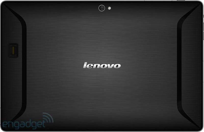 Tablet Lenovo com Tegra 3 T33  (Foto: Reprodução/Engadget)