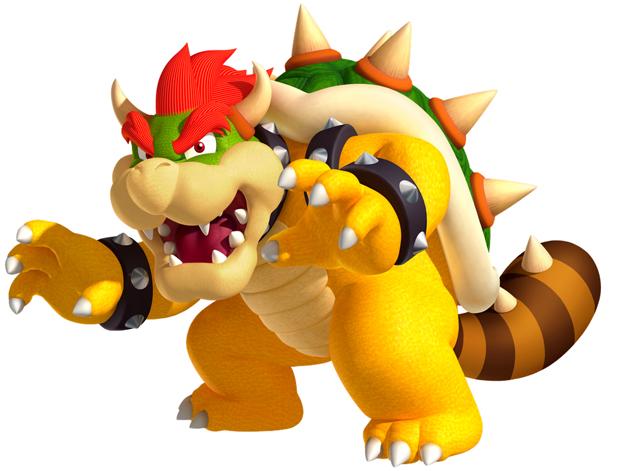 Com vidas infinitas, nem Bowser derrota o Super Mario (Foto: Divulgação)