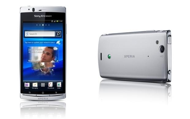 Sony Ericsson Xperia Arc S (Foto: Divulgação)