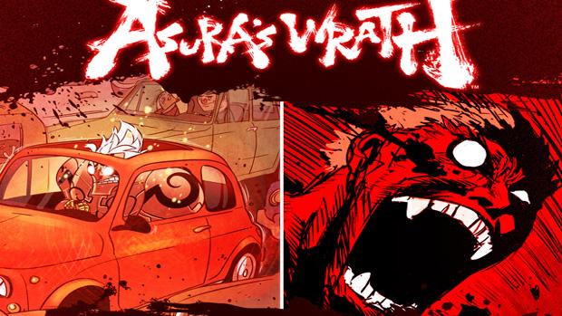 Capcom revela bônus de pré-venda de Asura's Wrath (Foto: Divulgação)