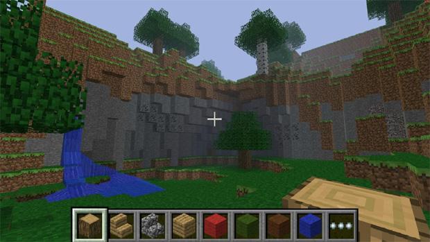 Minecraft Pocket Edition chega para iPhone e iPad (Foto: Divulgação)