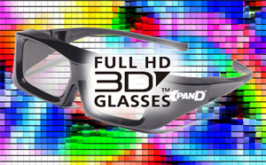 Full HD 3D Glasses (Foto: Divulgação)