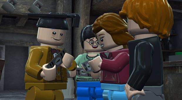 LEGO Harry Potter: Anos 5 - 7 (Foto: Divulgação)