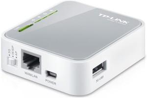 Wi-Fi TL-MR3020 (Foto: Divulgação)