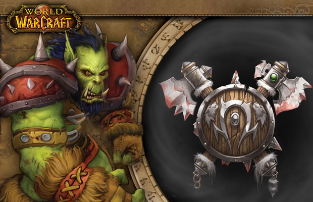 Orc em World of Warcraft (Foto: Reprodução)