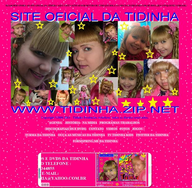 Tidinha (Foto: Reprodução)