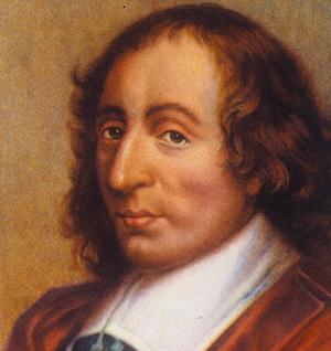 Blaise Pascal (Foto: Reprodução)