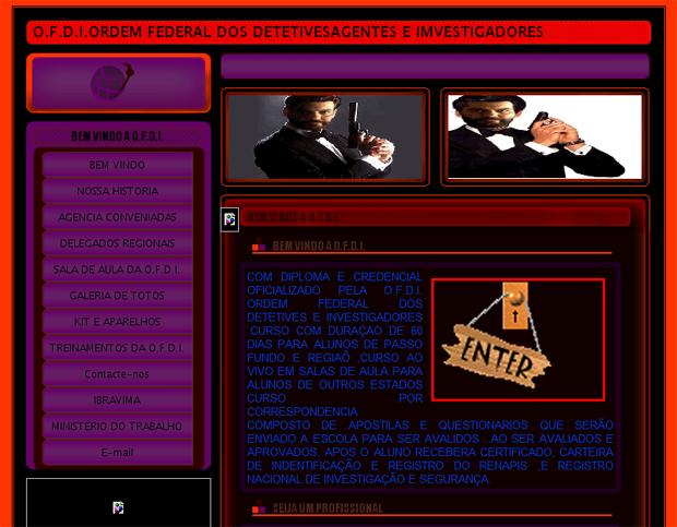 Conselho dos Detetives (Foto: Reprodução)