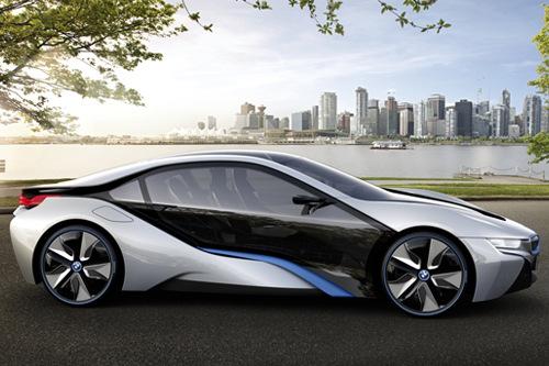 Conceito BMW i8. (Foto: Divulgação)