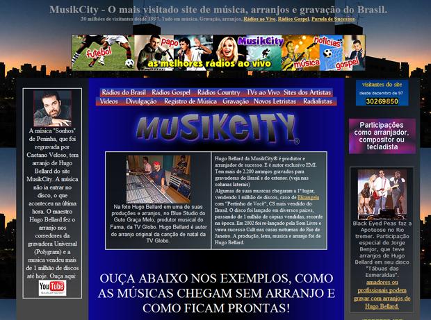 MusikCity (Foto: Reprodução)