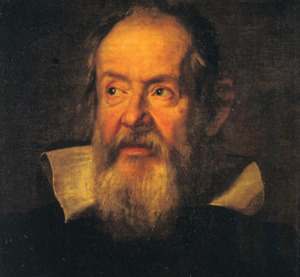 Galileu Galilei (Foto: Reprodução)
