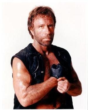Chuck Norris (Foto: Reprodução)