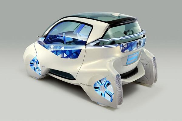 Honda Micro Commuter Concept (Foto: Reprodução)