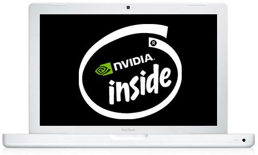 A NVIDIA pode voltar aos dispositivos Apple dois anos após o lançamento do primeiro macbook com o GPU da AMD. (Foto: Reprodução)