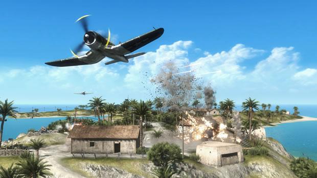 Battlefild 1943 (Foto: Divulgação)